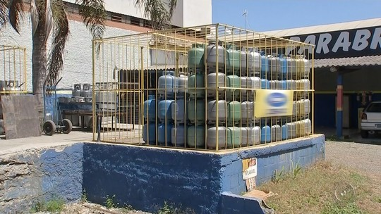 Gás de cozinha tem reajuste e fica mais caro na região de Itapetininga