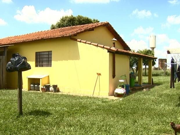 Zona rural de Campinas (Foto: Reprodução/ EPTV)