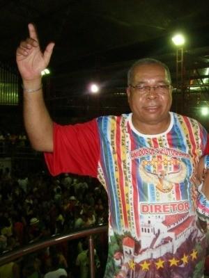 Mestre Ditão morre após infarto fulminante (Foto: Arquivo/ A Gazeta)