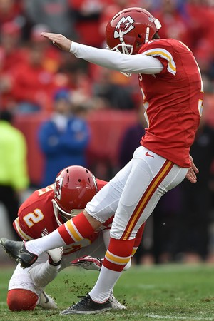 Cairo Santos, NFL, Kansas City Chiefs (Foto: Getty Images)