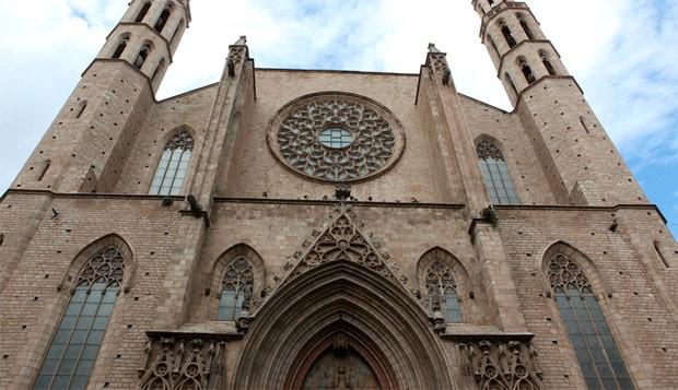 Igreja de Santa Maria del Mar (Foto: Divulgao)