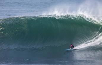 Sul-africano ganha nota 10 com tubão e é campeão em Puerto Escondido