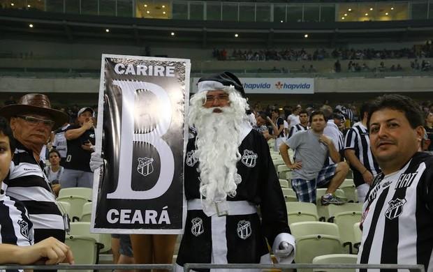 papai noel, Ceará, torcida