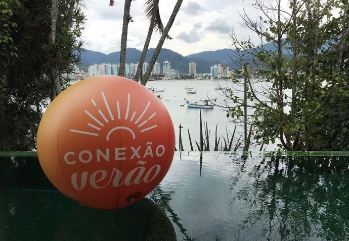 Casa de Praia do Mistura com Camille Reis receberá convidados durante todo verão  (Foto: Mistura/RBS TV)