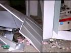 Bandidos explodem dois caixas eletrônicos no Centro de Convenções