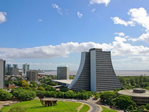 Porto Alegre completa 245 anos no dia 26 de março (Foto:  Ivo Gonçalves/PMPA)