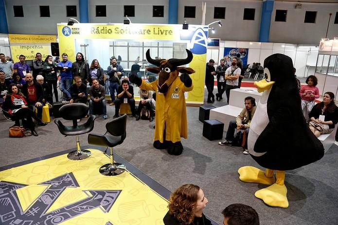 FISL 16 termina em Porto Alegre tirando todas as suas dúvidas sobre software livre (Foto: Divulgação/FISL)