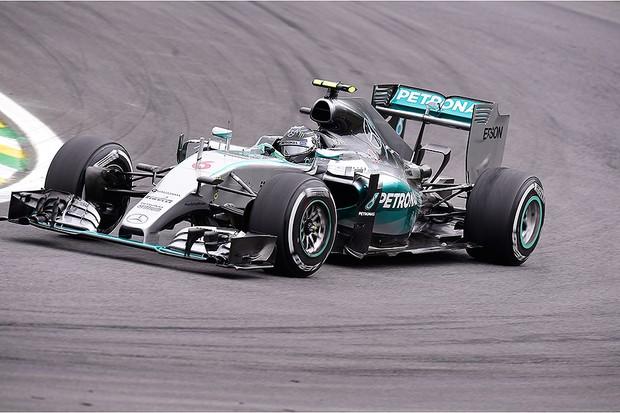 Nico Rosberg, da Mercedes (Foto: Ivan Carneiro/Autoesporte)