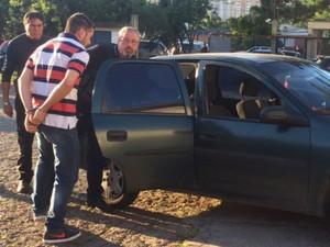 Ao menos 16 pessoas já foram presas pelo Deic no RS (Foto: Fábio Almeida/RBS TV)