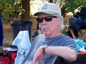 O diretor John Carpenter (Foto: Divulgação/Facebook do Artista)