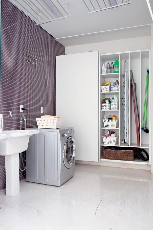 lavanderia-organização (Foto: Casa e Jardim)