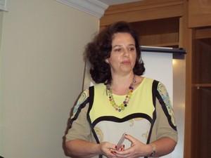 Anne Tauby (Foto: Lilian Quaino/G1)