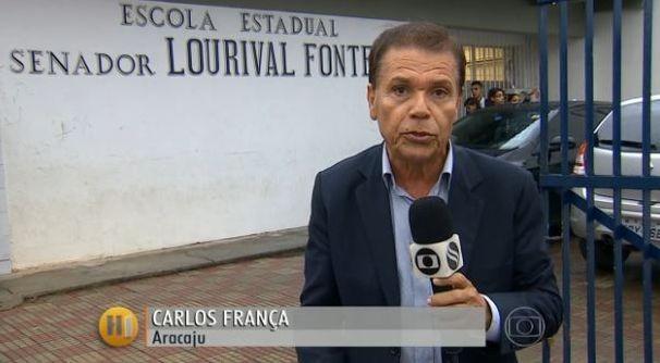 Hora 1 contou com reportagem da TV Sergipe, nesta sexta-feira (Foto: Divulgação/TV Sergipe)