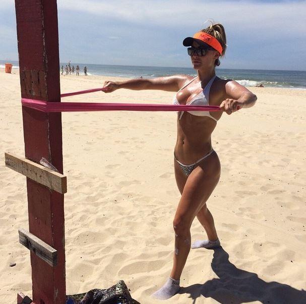 Laura Keller (Foto: Instagram/Reprodução)