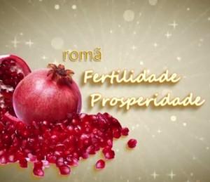 Romã é a fruta do amor (Foto: TV Globo)