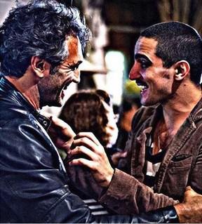 Domingos Montagner e Renato Góes  (Foto: Instagram / Reprodução)