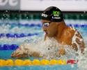 No último dia do Mundial, Felipe Lima conquista o bronze nos 50m peito