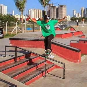 Matheus Souza - skatista mogiano (Foto: Rofer Tilskater)