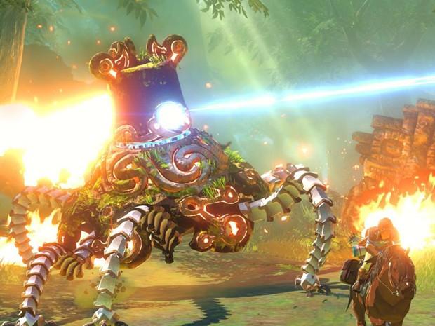 'The Legend of Zelda' para Wii U será o primeiro da série em um mundo aberto (Foto: Divulgação/Nintendo)