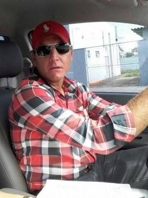 Amado é suspeito de matar a mulher com 5 tiros  (Foto: Polícia Civil/Divulgação)