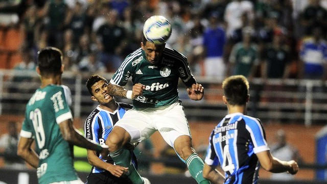 Palmeiras x Grêmio 2016