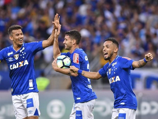 Thiago Neves; Henrique; Rafinha; Cruzeiro