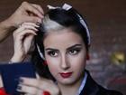Veja os bastidores do ensaio de Lola Benvenutti, a sucessora de Bruna Surfistinha