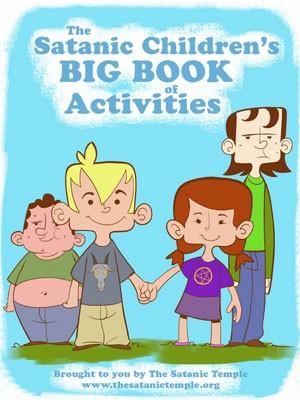 1408 – Grupo vai distribuir livro infantil Satânico