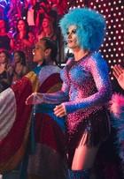 Após virar drag na TV, Rodrigo Hilbert diz: 'Quanto mais purpurina melhor'
