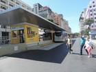 Passageiros aprovam conforto, mas criticam falta de segurança em BRTs