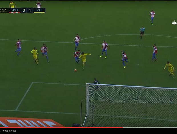 BLOG: Gol, passe, dribles... Confira a atuação brilhante de Pato na vitória do Villarreal