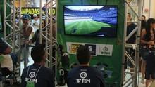 Acesse o site e saiba tudo sobre a competição (Bruna Alves/G1)