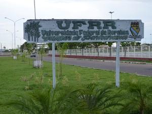 Evento ocorre até a próxima sexta-feira (30) na Ufrr (Foto: Bruno Perez/G1)