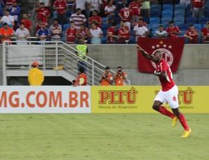 Adalberto - América-RN x Atlético-GO, na Arena das Dunas (Foto: Diego Simonetti/Blog do Major)