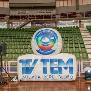 Acesse a página do torneio (Divulgação / TV TEM)