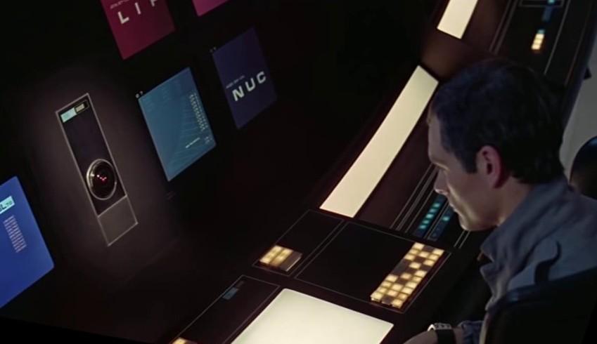 Hal 9000 (2001 - Uma Odisséia no Espaço) (Foto: Divulgação)