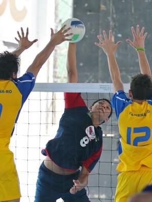 Rondônia torce por classificação na semifinal do Campeonato Brasileiro de Seleções Juvenis de Vôlei (Foto: CBV/Divulgação )