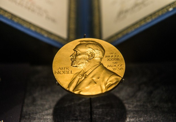 Medalha do Prêmio Nobel (Foto: Shutterstock)