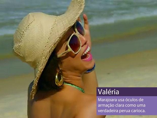 Valéria (Foto: Amor Eterno Amor/TV Globo)