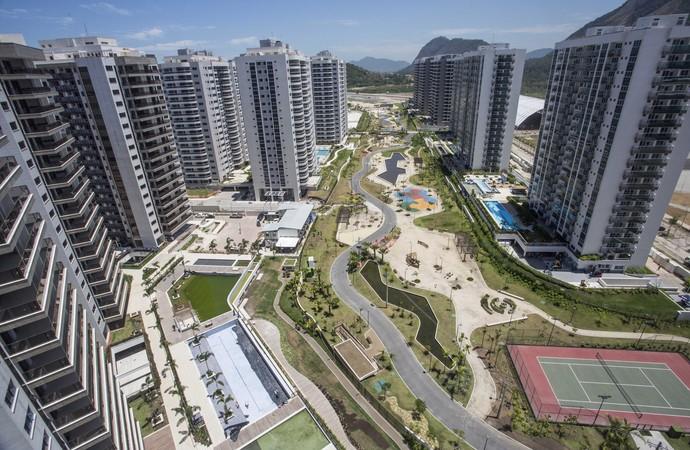 Vila Olímpica Ilha Pura (Foto: Divulgação Ilha Pura)