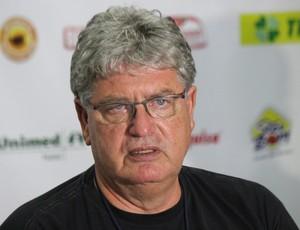 Geninho - técnico do ABC (Foto: Diego Simonetti/Blog do Major)