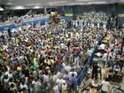 Começam neste domingo os ensaios das escolas de samba do Rio