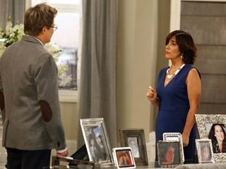 Roberta faz as pazes com Felipe (Foto: Rede Globo)