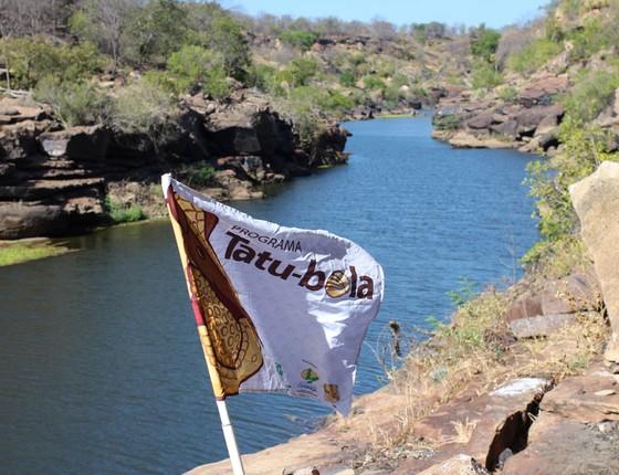 Expedição do Cânion do Rio Poti (Foto: Samuel Portela)
