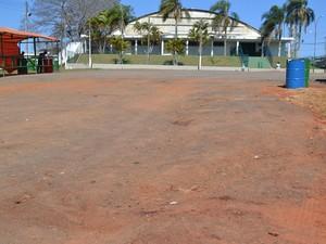 Jovem foi morto a facadas durante uma festa em Itatinga  (Foto: Cláudio Guerreiro/ Agência 14 news )