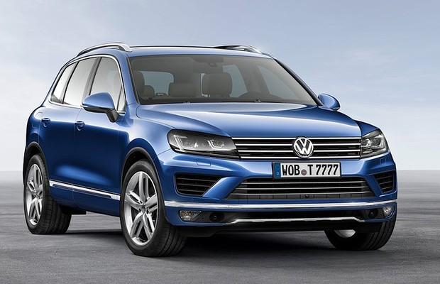 Volkswagen Touareg (Foto: Divulgação)