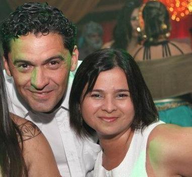 Dione Aguiar e Rinaldo Rori (Foto: divulgação)