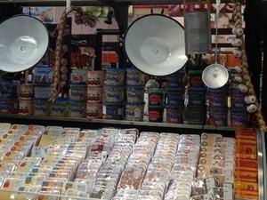 Produtos importados usados na ceia estão até 15% mais caros neste ano. (Foto: Divulgação/Casa Patriarca)
