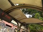 Usuários de ônibus de BH reclamam da situação de abrigos nos pontos