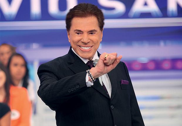 O apresentador Silvio Santos (Foto: Divulgação)